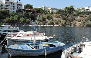 Kréta 2015 - Den třetí na Krétě - Agios Nikólaos a moře