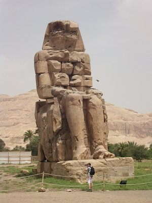 Luxor - výlet květen 2012