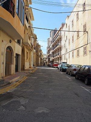 Ostrov Gozo, září 2013, fotografie ze sucha