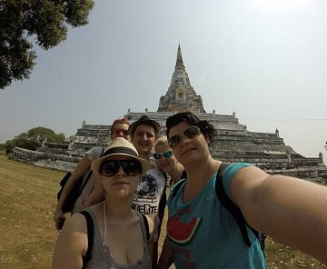 Thajsko 8.4.-23.4.2015