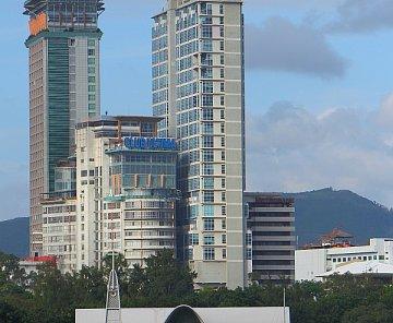 Filipíny 2014, první část - cesta a město Cebu