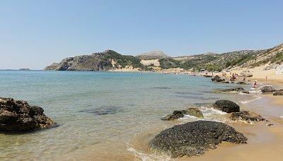 Tsampika - pláž (nahrál: Yveta)