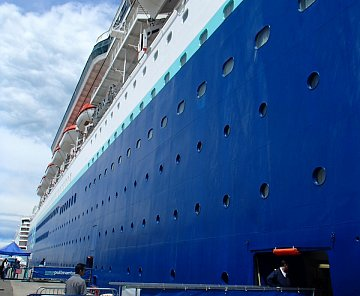 Plavba Dolce Vita na lodi Pullmantur Sovereign