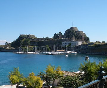 S MSC Orchestra po řeckých ostrovech