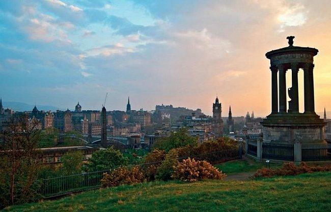 Edinburgh: Tajemný středobod Skotska