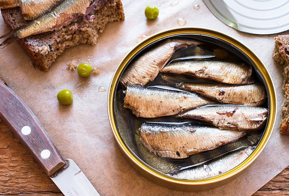 Rybí pomazánka bez kostí