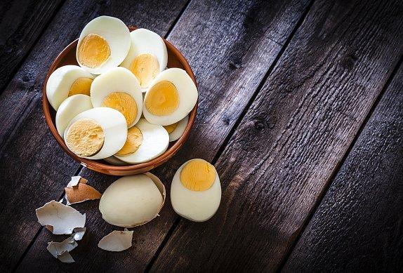 Tvarohová pomazánka s vejci