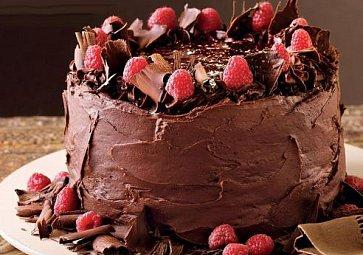 Recept na víkend: Čokoládový dort
