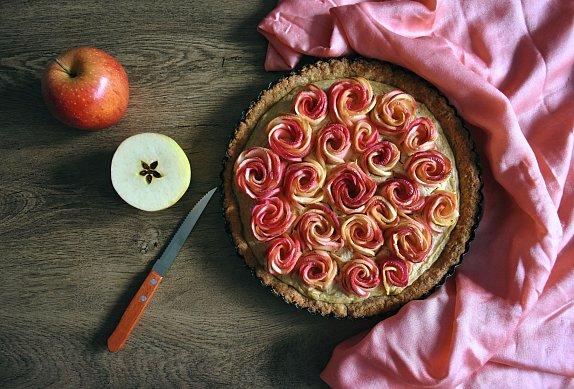 Růžičkový koláč