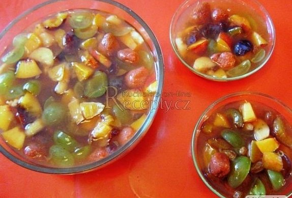 Ovocný salát photo-0