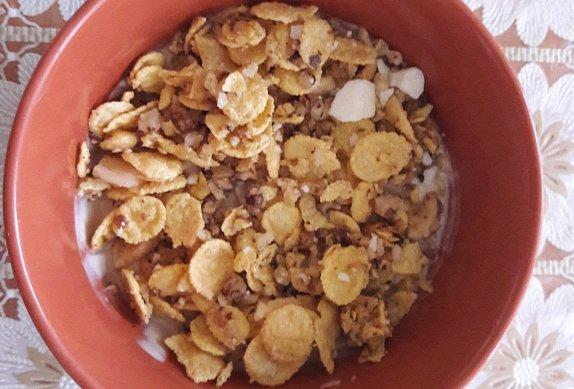Ovesné vločky (zdravá snídaně) photo-0