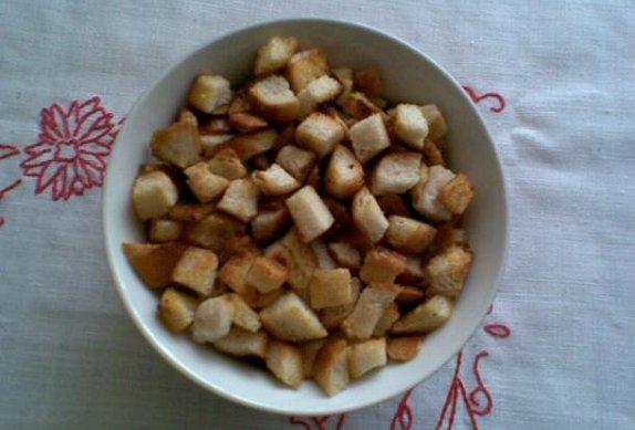 Česnečka - jíšková