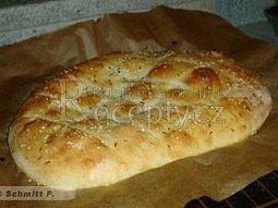 Arabský chléb - Pide