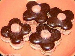 Marcipánové čtyřlístky