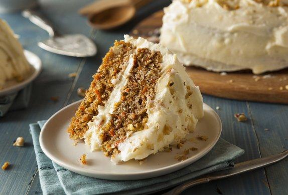 Mrkvový dort rychlý