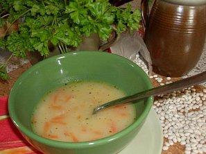 Fazolová polévka mňam