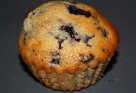 Ainsleys Blueberry Muffins