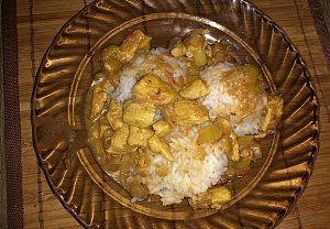 Čína s rýží - rychlá, levná, skvělá