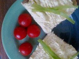 Jemná vajíčková pomazánka