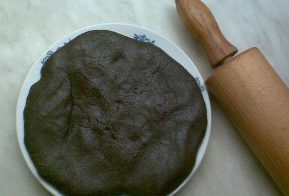 Jablečný tvarohový dort
