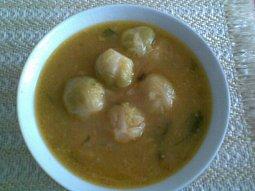 Kuličková polévka