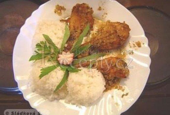 Kuře na česneku