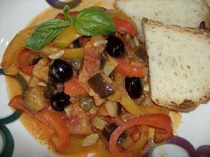 Italská caponata