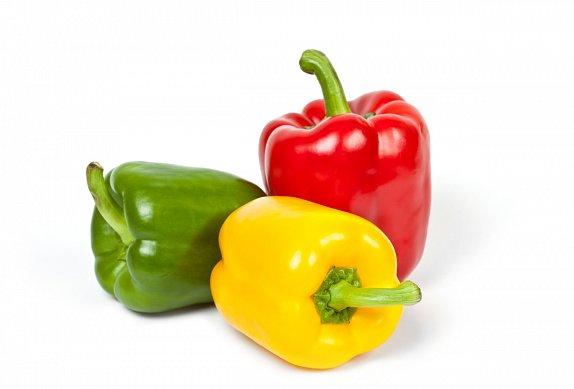 Pražma na grilu se zeleninou