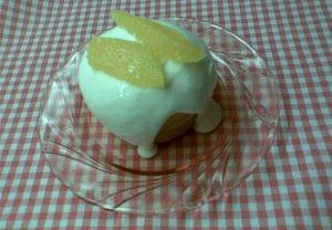 Muffiny s pomerančem