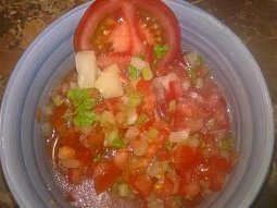 Exotická salsa