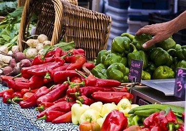 Sezona farmářských trhů je tu!