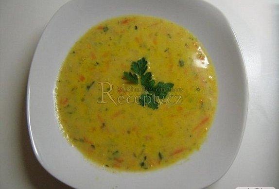 Celerová polévka V