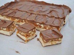 Domácí snickers