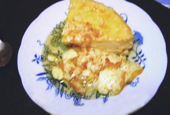 Krém karamel - z bulharské kuchyně photo-0