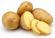 Vláčný bramborový hřbet / buchta