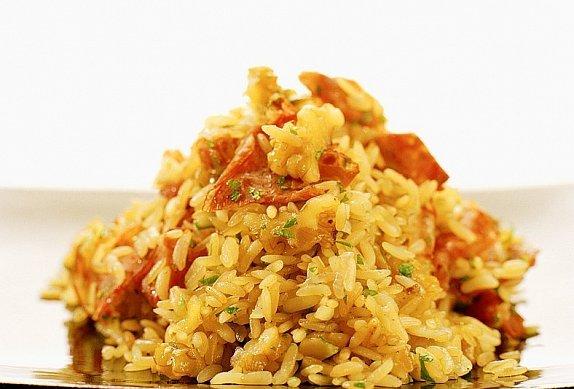 Kuřecí rizoto