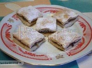 Jablkový koláč od babičky