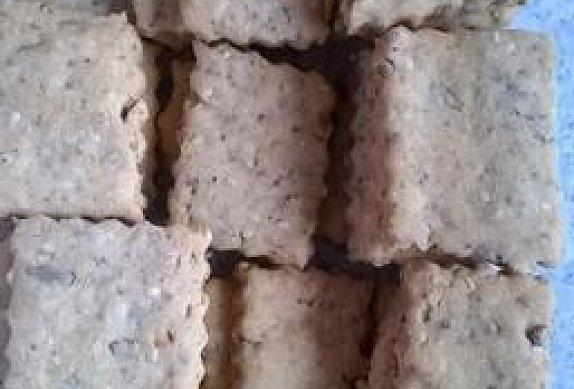 Vločmínkové sýrušenky (Vločkovo-semínkové sýrové sušenky) photo-0