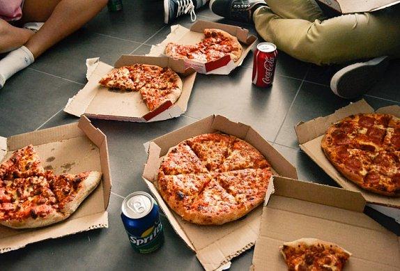 Kynuté těsto na pizzu photo-0