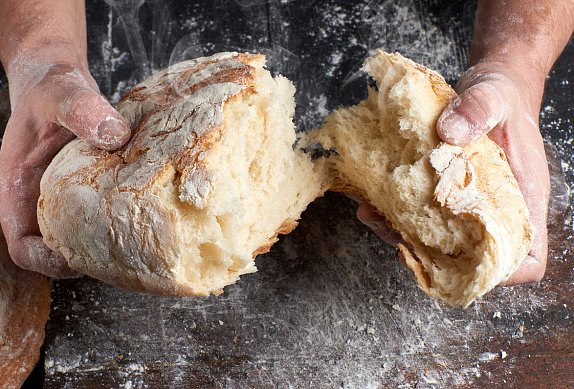 Toskánská chlebová polévka ribollita