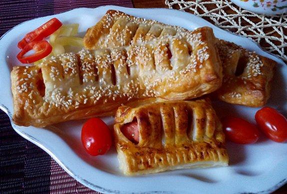 Hot-dog taštičky photo-0