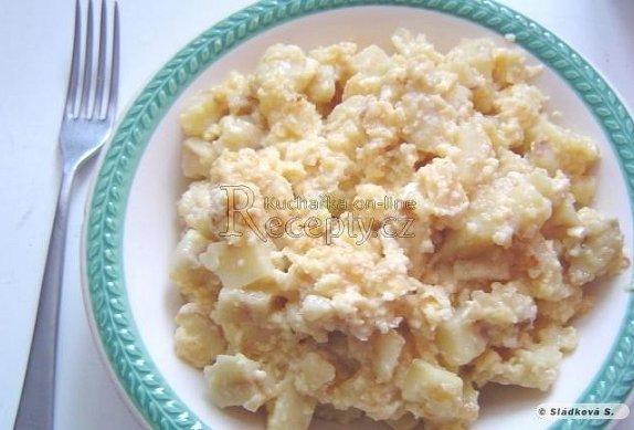 Vaječná knedlíková placka photo-0