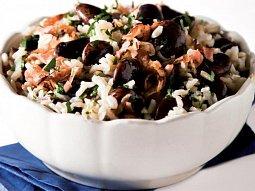 Fazole s rýží