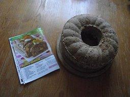 Dýňový chlebíček