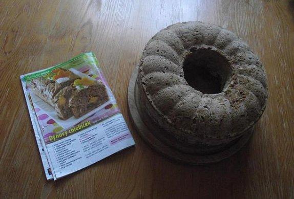 Dýňový chlebíček photo-0