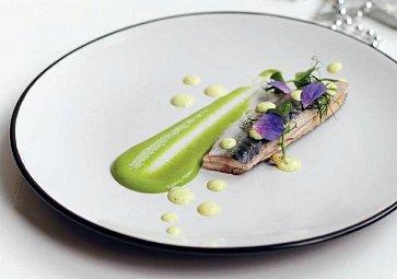 Předkrm podle Radka Kašpárka: Marinovaná makrela