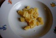 Česnečka s tvarůžky