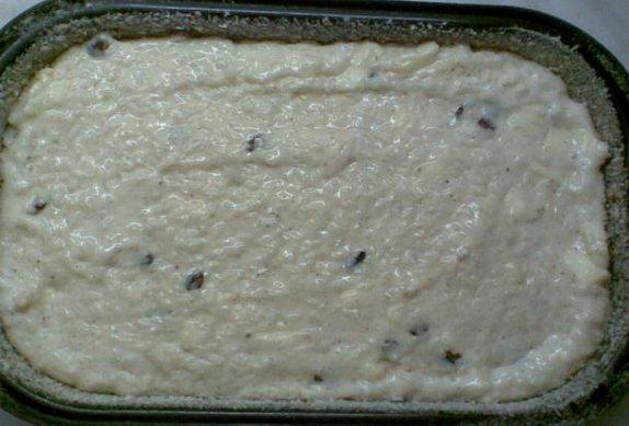 Rýžovo-jablečný nákyp