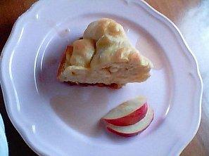 Francouzský máslový koláč Chinois