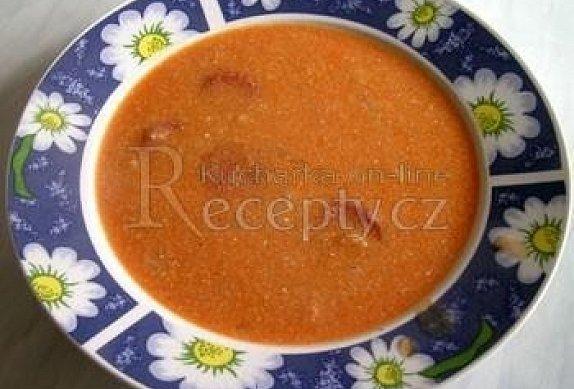 Pálihuba - podkrkonošská polévka